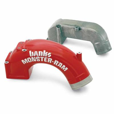 Banks Power - Monster-Ram Intake Elbow W/Boost Tube 98-02 Dodge 5.9L Banks Power 42764