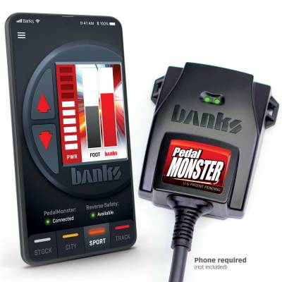 Banks Power - PedalMonster Kit With iDash 1.8 | Banks Power 64312 - Image 4