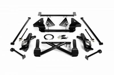Suspension Steering & Brakes - Lift Kit - Cognito Motorsports - Cognito 10-12 Inch Front Suspension Lift Kit For 07-10 Silverado/Sierra 2500HD/3500HD