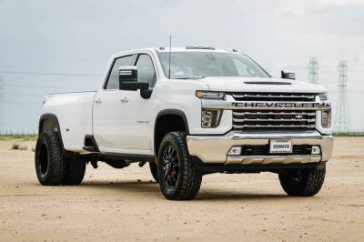 Suspension Steering & Brakes - Leveling Kits - Cognito Motorsports - Cognito 3 Inch Performance Leveling Kit With Fox PS 2.0 IFP For 2020 Silverado/Sierra 2500HD/3500HD
