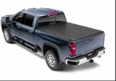 Exterior Accessories - Tonneau Cover - Truxedo - 2020-2021 Silverado/Sierra 2500/3500 Short Bed Truxedo Lo Pro | Truxedo 573301