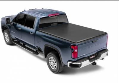 Exterior Accessories - Tonneau Cover - Truxedo - 2020-2021 Silverado/Sierra 2500/3500HD Short Bed TruXport | Truxedo 273301