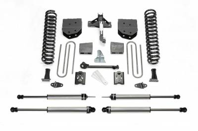 "Fabtech - Fabtech 6"" Basic Lift Kit w/Shocks K20102DL | 05-07 Ford F250/F350 4WD"