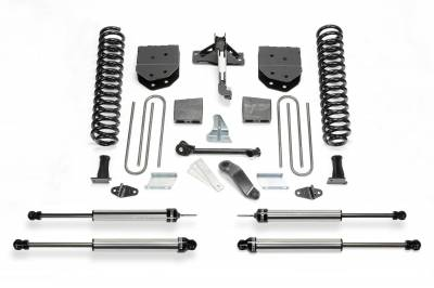 "Fabtech - Fabtech 6"" Basic Lift Kit w/Shocks K2130DL | 08-16 Ford F250/F350 4WD"