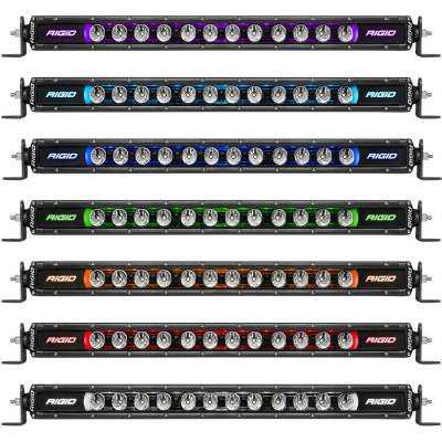 Rigid Industries - Radiance Plus SR-Series LED Light 8 Option RGBW Backlight 40 Inch RIGID - Image 4