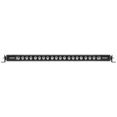 Auxiliary Lighting - 30 Inch Light Bars - Rigid Industries - Radiance Plus SR-Series LED Light 8 Option RGBW Backlight 30 Inch RIGID