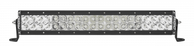 Rigid Industries - 20 Inch Spot/Flood Combo Light Black Housing E-Series Pro RIGID Industries