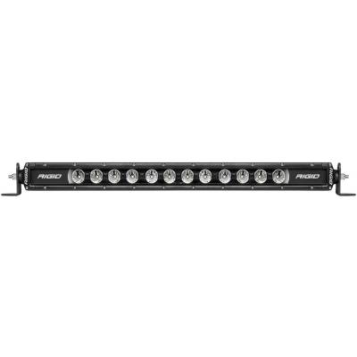 Auxiliary Lighting - 20 Inch Light Bars - Rigid Industries - Radiance Plus SR-Series LED Light 8 Option RGBW Backlight 20 Inch RIGID