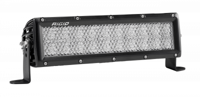 Auxiliary Lighting - 10 Inch Light Bars - Rigid Industries - 10 Inch Flood/Diffused Light E-Series Pro RIGID Industries