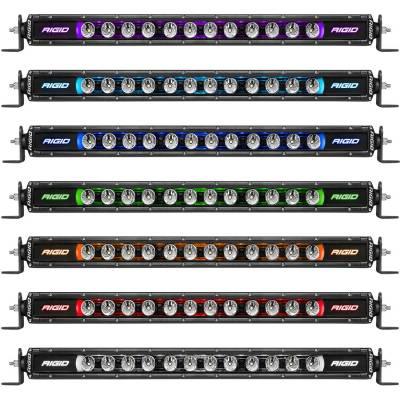 Rigid Industries - Radiance Plus SR-Series LED Light 8 Option RGBW Backlight 10 Inch RIGID - Image 6