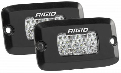 Auxiliary Lighting - Back Up Lights - Rigid Industries - Diffused Backup Flush Mount Kit SR-M Pro RIGID Industries
