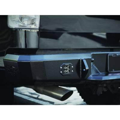 Rigid Industries - Spot Flush Mount Midnight Pair D-Series Pro RIGID Industries - Image 2