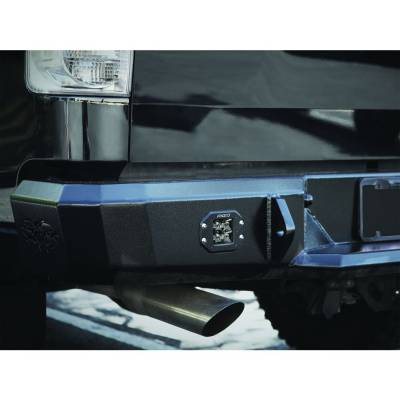 Rigid Industries - Spot Flush Mount Midnight Pair D-Series Pro RIGID Industries - Image 3