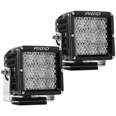 Auxiliary Lighting - LED Light Pods - Rigid Industries - Diffused Light Pair D-XL Pro RIGID Industries