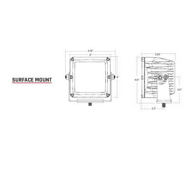Rigid Industries - Flood Light Pair D-XL Pro RIGID Industries - Image 3