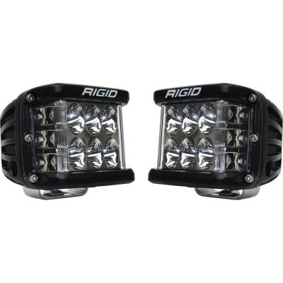 Auxiliary Lighting - LED Light Pods - Rigid Industries - Driving Surface Mount Pair D-SS Pro RIGID Industries