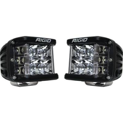 Auxiliary Lighting - LED Light Pods - Rigid Industries - Spot Surface Mount Pair D-SS Pro RIGID Industries