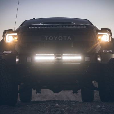 Rigid Industries - 30 Inch Dual Function SAE Auxilary High Beam Driving Lights SR-Series Pro RIGID Industries - Image 7