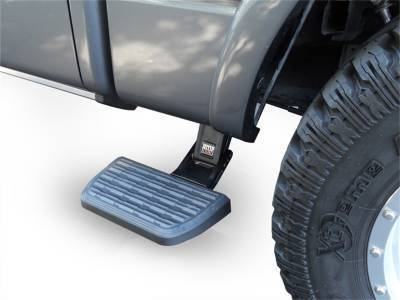 2001-2004 GM 6.6L LB7 Duramax - Exterior Accessories - Nerf Bar, Side Step and Truck Step