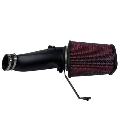 Open Air Intake Cotton Cleanable Filter For 2020 Ford F250 / F350 V8-6.7L Powerstroke S&B - dieselpros.com
