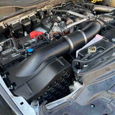 Truck Particle Separator 17-19 Ford F250 F350 V8-6.7L Powerstroke S&B - dieselpros.com