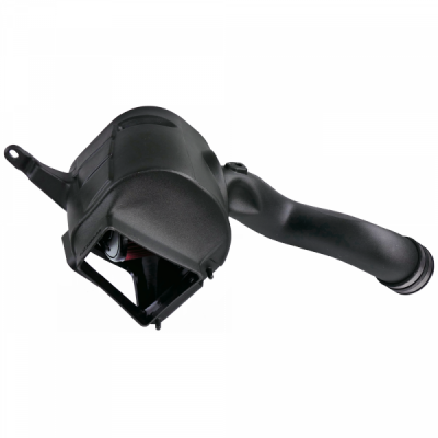 Cold Air Intake For 07-09 Dodge Ram 2500 3500 4500 5500 6.7L Cummins Cotton Cleanable Red S&B - dieselpros.com