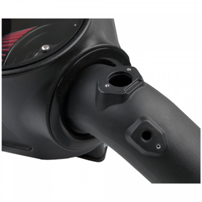S&B Products - Cold Air Intake For 10-12 Dodge Ram 2500 3500 6.7L Cummins Cotton Cleanable Red S&B - Image 4