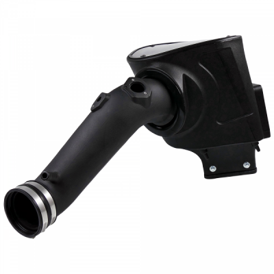 S&B Products - Cold Air Intake For 10-12 Dodge Ram 2500 3500 6.7L Cummins Cotton Cleanable Red S&B - Image 6