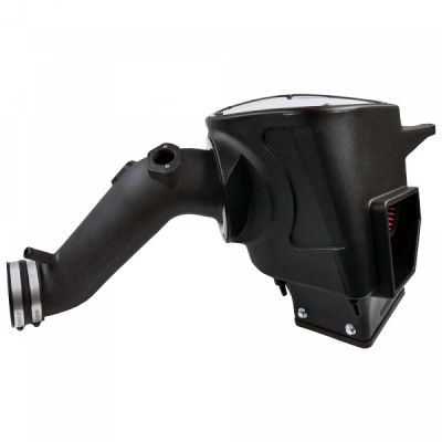 S&B Products - Cold Air Intake For 10-12 Dodge Ram 2500 3500 6.7L Cummins Cotton Cleanable Red S&B - Image 8