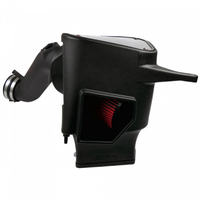 S&B Products - Cold Air Intake For 10-12 Dodge Ram 2500 3500 6.7L Cummins Cotton Cleanable Red S&B - Image 9