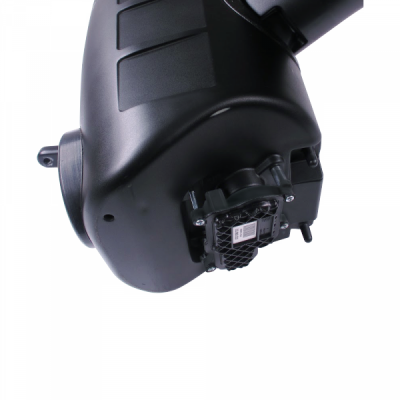 Cold Air Intake For 13-18 Dodge Ram 2500 3500 L6-6.7L Cummins Dry Extendable White S&B - dieselpros.com