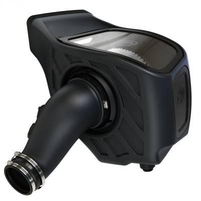Ram Cold Air Intake For 19-20 Ram 2500/3500 6.7L Cummins Dry Extendable S&B 75-5132D - dieselpros.com