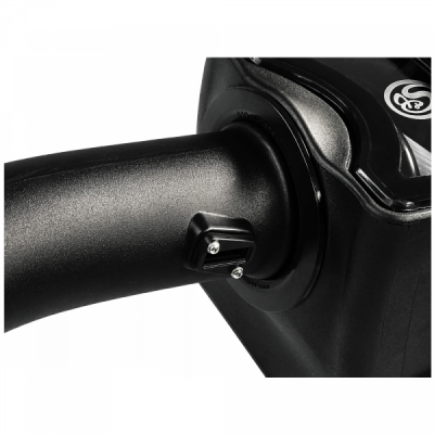 S&B Products - Cold Air Intake For 17-19 Chevrolet Silverado GMC Sierra V8-6.6L L5P Duramax Dry Extendable White S&B - Image 6