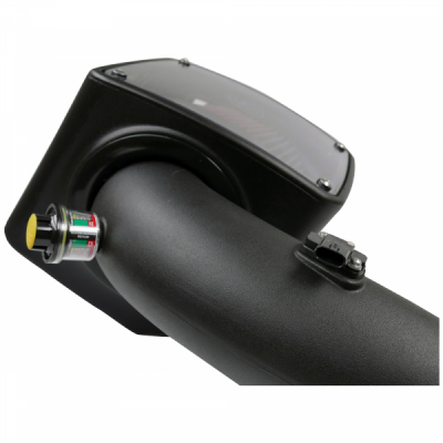 S&B Products - Cold Air Intake For 07-10 Chevrolet Silverado GMC Sierra V8-6.6L LMM Duramax Cotton Cleanable Red S&B - Image 2