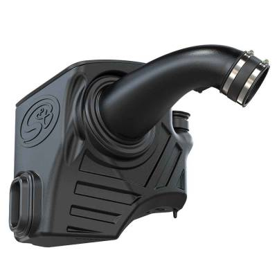 S&B Products - Cold Air Intake For 2020 Chevrolet Silverado GMC Sierra V8-6.6L L5P Duramax Cotton Cleanable S&B - Image 4