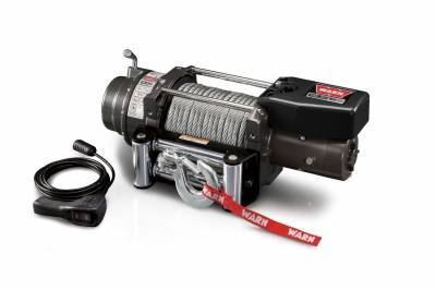 Exterior Accessories - Winches and Accessories - Winches