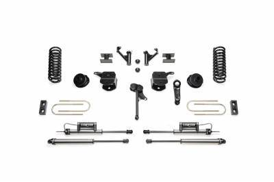 2003-2007 Dodge 5.9L 24V Cummins - Suspension Steering & Brakes - Lift Kit