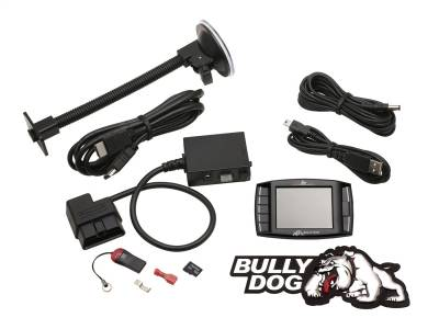 Performance Engine & Drivetrain - Tuners and Chips - Bully Dog - Triple Dog Gauge Tuner 50-State GT Gas Bully Dog