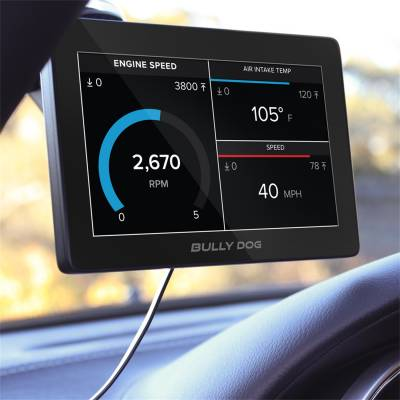 Bully Dog - GTX Watchdog Gauge Monitor 5 Inch Capacitive Touch Screen Not Legal For Sale Or Use In California Bully Dog - Image 2