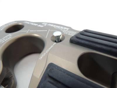 Factory 55 - UltraHook Winch Hook W/Shackle Mount Gray Factor 55 - Image 4