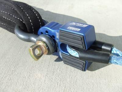 Factory 55 - FlatLink Winch Shackle Mount Assembly Blue Factor 55 - Image 2