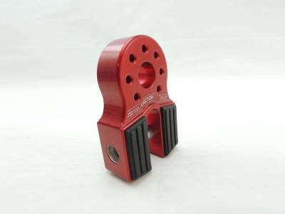 Factory 55 - FlatLink Winch Shackle Mount Assembly Red Factor 55 - Image 2