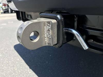 Factory 55 - HitchLink 3.0 Reciever Shackle Mount 3 Inch Receivers Anodized Gray Factor 55 - Image 2