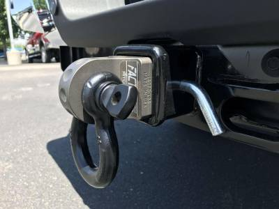 Factory 55 - HitchLink 3.0 Reciever Shackle Mount 3 Inch Receivers Anodized Gray Factor 55 - Image 3