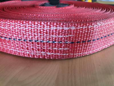 Factory 55 - 30 Foot Tow Strap Standard Duty 30 Foot x 2 Inch Red Factor 55 - Image 3