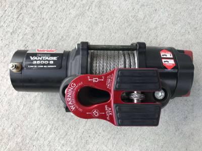 Factory 55 - FlatLink XTV Winch Shackle Mount Red Factor 55 - Image 3