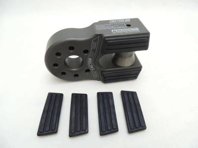 Winches and Accessories - Winch & Winching Accessories - Factory 55 - FlatLink XXL Rubber Guard Set of 4 Factor 55