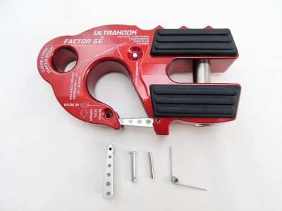 UltraHook Latch Kit and Locking Pin Factor 55
