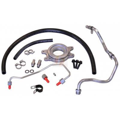 Diesel Injection and Delivery - Fuel Injection Pump - Fleece Performance - 2011-2016 LML CP3 Conversion Kit W/O Pump Fleece Performance