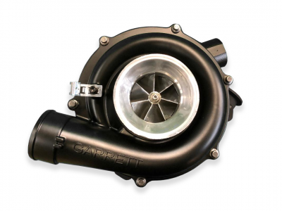 Performance Engine & Drivetrain - Turbocharger - Fleece Performance - 2004.5-2007 63mm FMW Ford 6.0L Cheetah Turbocharger Fleece Performance